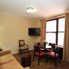 Апартаменты Radio City Apartments комната для гостей фото 3