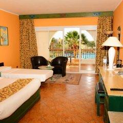 Отель Arabia Azur Resort 4* Стандартный номер с различными типами кроватей фото 10