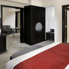 Отель Mandarin Orchard Singapore 5* Представительский люкс с различными типами кроватей фото 2