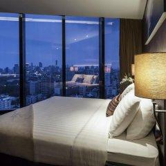 Отель The Continent Bangkok by Compass Hospitality 4* Номер категории Премиум с различными типами кроватей фото 44