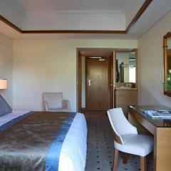 Отель Rodos Park Suites & Spa 4* Номер Делюкс с различными типами кроватей фото 4