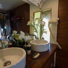 Отель Bora Bora Bungalove Французская Полинезия, Бора-Бора - отзывы, цены и фото номеров - забронировать отель Bora Bora Bungalove онлайн ванная