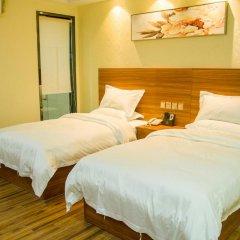 Huaming Hotel International Conference Center 2* Улучшенный номер с различными типами кроватей фото 2