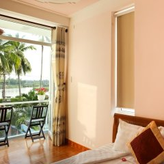 Отель Vy Hoa Hoi An Villas 3* Вилла с различными типами кроватей фото 11