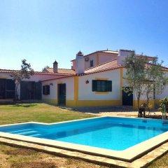 Отель Casas da Lagoa бассейн фото 3