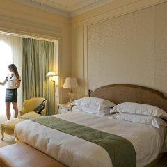 Отель InterContinental Carlton Cannes 5* Улучшенный номер с различными типами кроватей фото 6