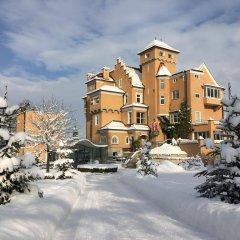 Отель Schloss Monchstein Зальцбург фото 2