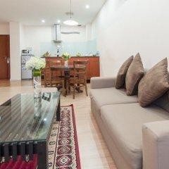 Nha Trang Lodge Hotel 3* Апартаменты фото 8