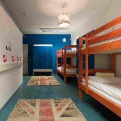 United Backpackers Hostel Кровать в общем номере с двухъярусной кроватью фото 5