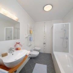 Отель Leitenhof Валь-ди-Вицце ванная