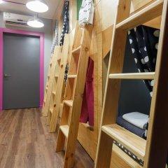 Хостел InDaHouse Кровать в общем номере фото 14