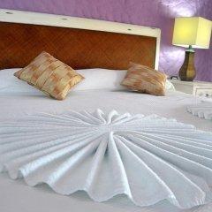 Отель Cielito Holbox 3* Стандартный номер с различными типами кроватей фото 6