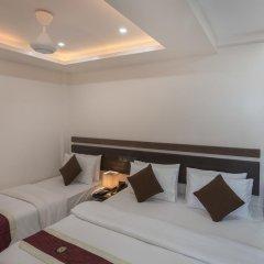 Отель The White Harp Beach Hotel Мальдивы, Мале - отзывы, цены и фото номеров - забронировать отель The White Harp Beach Hotel онлайн комната для гостей фото 3