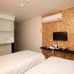 K-POP HOTEL Dongdaemun 2* Номер Делюкс с различными типами кроватей фото 3