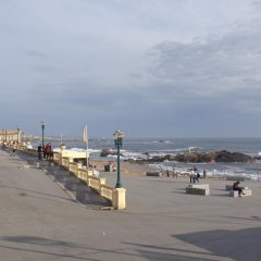 Отель Oporto House near the Beach пляж