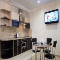 """Отель Apartament """"Berloga 55"""" on Zhukova Омск в номере фото 2"""