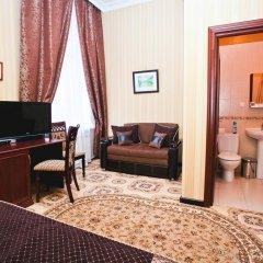 Гостиница Никитин 4* Стандартный номер с двуспальной кроватью фото 4