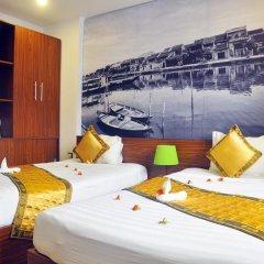 Vinh Hung 2 City Hotel 2* Стандартный номер с различными типами кроватей фото 6