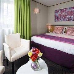 Отель Hôtel Paris Louis Blanc - Paris 10 3* Стандартный номер с различными типами кроватей фото 6