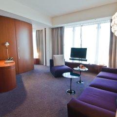 Гостиница Хаятт Ридженси Екатеринбург Люкс с разными типами кроватей фото 3