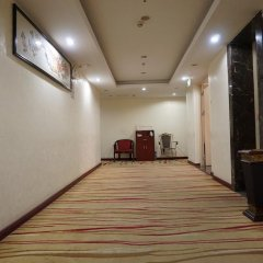 Отель Guangdong Oversea Chinese Hotel Китай, Гуанчжоу - отзывы, цены и фото номеров - забронировать отель Guangdong Oversea Chinese Hotel онлайн фитнесс-зал