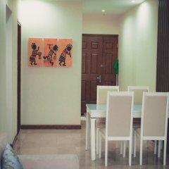 Отель Condotel Ha Long Апартаменты с различными типами кроватей фото 32