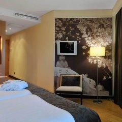Отель Eurostars Monumental 4* Стандартный номер с разными типами кроватей фото 2