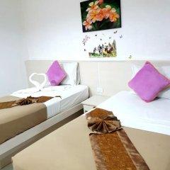 Phuthara Hostel Номер Делюкс с 2 отдельными кроватями фото 11