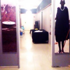 WDj Hostel комната для гостей фото 4