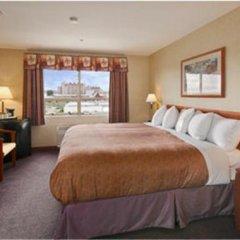Отель Days Inn Vancouver Airport Канада, Ричмонд - отзывы, цены и фото номеров - забронировать отель Days Inn Vancouver Airport онлайн комната для гостей фото 4