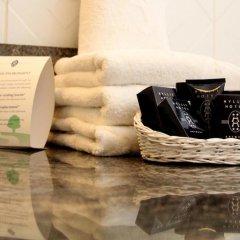 Hyllit Hotel 4* Представительский номер с различными типами кроватей фото 3