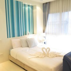 Отель The Gallery Jomtien Beach Pattaya Condo By Dome Студия фото 36
