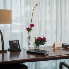 Kharkiv Palace Hotel 5* Номер Делюкс с двуспальной кроватью фото 3
