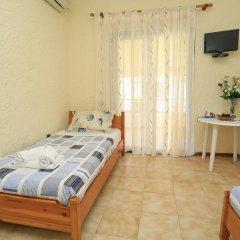 Отель Villa Reppas Греция, Пефкохори - отзывы, цены и фото номеров - забронировать отель Villa Reppas онлайн комната для гостей фото 2