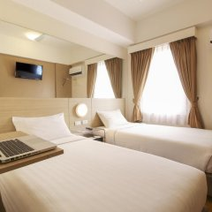 Отель Red Planet Davao 2* Стандартный номер с различными типами кроватей