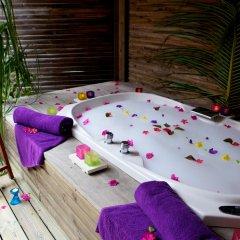 Отель Kuredu Island Resort 4* Вилла с различными типами кроватей фото 7