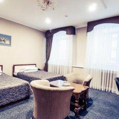 Гостиница Визит Стандартный номер с 2 отдельными кроватями фото 10