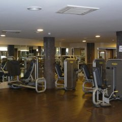 Отель Cumbria Испания, Сьюдад-Реаль - отзывы, цены и фото номеров - забронировать отель Cumbria онлайн фитнесс-зал фото 3