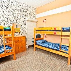 Хостел Наполеон Кровать в общем номере с двухъярусной кроватью фото 16