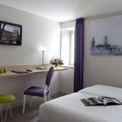 Отель Mercure Paris Notre Dame Saint Germain Des Pres 4* Стандартный номер с различными типами кроватей фото 7
