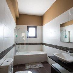 Отель Akefalou Sea View Villa Кипр, Протарас - отзывы, цены и фото номеров - забронировать отель Akefalou Sea View Villa онлайн ванная фото 2