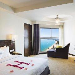Premier Havana Nha Trang Hotel 5* Номер Делюкс с различными типами кроватей фото 2