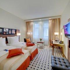 Radisson, Роза Хутор (Radisson Hotel, Rosa Khutor) 5* Стандартный номер разные типы кроватей