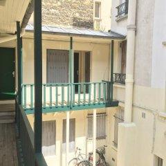 Отель Studio Fallempin Франция, Париж - отзывы, цены и фото номеров - забронировать отель Studio Fallempin онлайн балкон