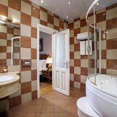 Гостиница Националь Москва 5* Президентский люкс двуспальная кровать фото 6