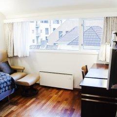 Отель Best Western Havly Hotell 3* Стандартный номер с различными типами кроватей фото 4