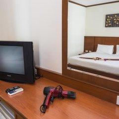 Sharaya Patong Hotel 3* Стандартный семейный номер с двуспальной кроватью фото 4