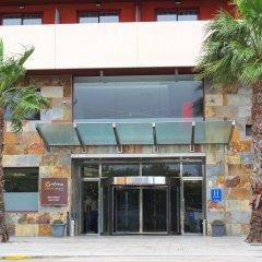 Отель Ohtels Campo De Gibraltar вид на фасад фото 2