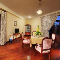 Hotel Saigon Morin 4* Люкс с различными типами кроватей фото 12
