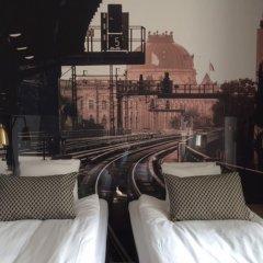 Отель Livin Station 4* Улучшенный номер фото 2